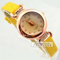 Hot!Free shipping Fashion strap ladies watch small strap watch small watch band women's watch student table