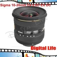 Sigma 10-20mm f/4-5.6D EX DC HSM Lens for Nikon Camera D3000 D3100 D3200 D60 D5000 D5100 D80 D90 D7000 D7100 D300
