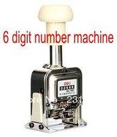 Numbering Machine 6 Digit
