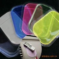 DHL Free Shipping 1000pcs/lot Multicolor Sticky Pad for Car, Car Pad, Silica gel pad, Non slip mat, Anti slip pad
