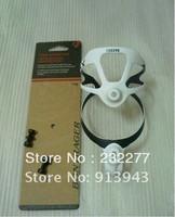 NEW 2012 Bontrager xxx full carbon fiber bottle cage 16g good quality Black and white