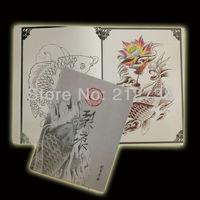 popular design tattoo sketch Popular Design Focus - Liehen(crack) tattoo book free shipping