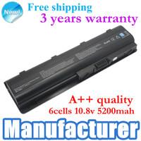 Laptop battery for HP Presario CQ42 CQ32 CQ56 CQ62 CQ32 CQ72 CQ56z CQ62z CQ630 CQ57 CQ43 G42 G62 Pavilion dm4 dv7  dv7 dm4t dv6t
