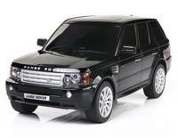 TOY HotItem RASTAR 30300 1:24 4-Channel Controlled RANGE ROVER Licensed Car Model (Black)