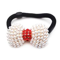 Fs205 accessories headband hair rope hair buckle involucres tousheng rhinestone hair accessory