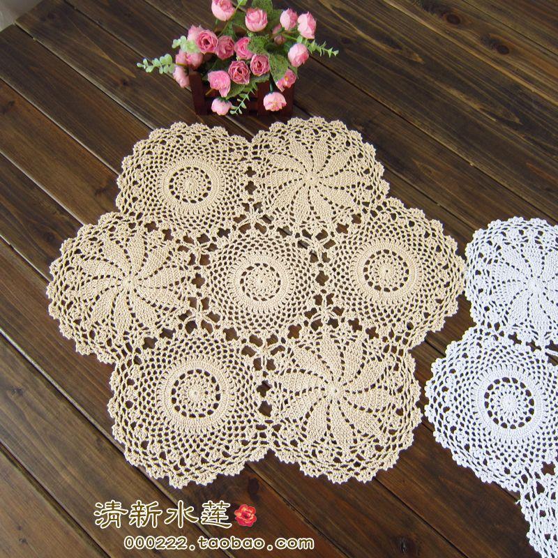 crochet bed sheet design 2
