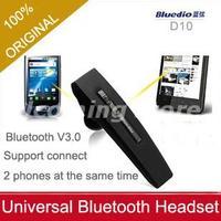 Bluedio D10 Bluetooth V3.0 Headset BIZ Class For Samsung,IPhone,HTC,Nokia,Motorola, BlackBerry + Fast Shipping