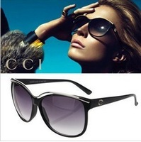 2013 gg3155 sunglasses large vintage sunglasses sun glasses star style anti-uv