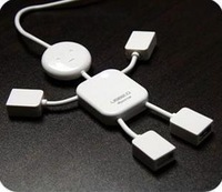 Limited edition 2.0 lilliputian usb hub splitter hub mouse
