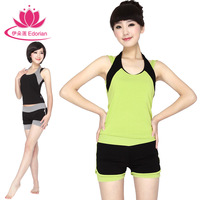 Yoga clothes set 2013 spring and summer sexy sports shorts yoga clothing e3263zc