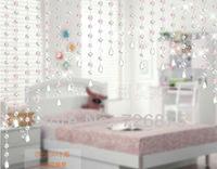 Crystal bead curtain 100*200cm fashion crystal curtain finished curtains