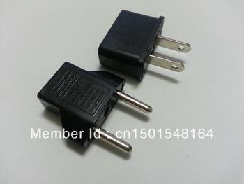 High Quality Universal EU Plug Adapter Travel Converter Adapter US TO EURO EU Travel Charger AC Power Plug Adapter