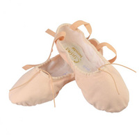 Professional sansha ballet dance practice shoes cat shoes canvas soft shoes no . 8c