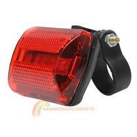 R1B1 5 LED Rear Tail Red Bike Bicycle Back Light
