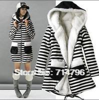 2013 Free Shipping New Fashion Autumn And Winter Hoodies Woman Sport Sweatshirts Coats Bigger Size Zipper Outwear