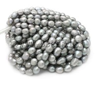 Free shipping!!!Baroque Cultured Freshwater Pearl Beads,Diy, AAA, 11-12mm, Hole:Approx 0.8mm, Length:15 Inch, Sold Per 15 Inch