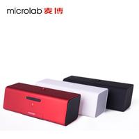 Company microlab md212 wireless portable bluetooth speaker black