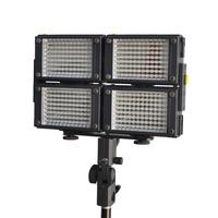 F&V 4x Z-Flash Led Kopflicht DSLR Licht Light Leuchte Video 4x F550 +4 Charger