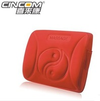2018v lumbar pillow massage cushion cervical massage device neck massage pad waist