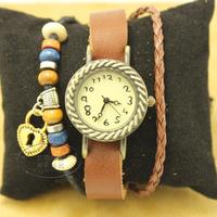 Vintage watch women's table ladies watch fashion bracelet watch fashion table student table