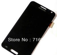 Free Shippinf For Samsung Galaxy S2 II LTE I9210 LCD display +touch screen digitizer assembly-black