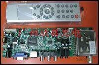 Rtd2660v2.1 lcd board driver board remote control universal lcd board