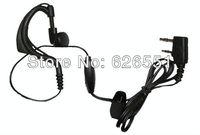 10X Earbuds Handfree for Kenwood Baofeng BF uv-5r Quansheng Puxing PX777 888 Two Way Radio handsfree earpiece w PTT microphone