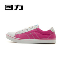 Free Shipping Warrior women's canvas shoes wear-resistant rubber shoes low-top casual shoes skateboarding shoes 2109 1