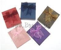 Free shipping!!!Cardboard Jewelry Set Box,Vintage, pendant & finger ring & bracelet & earring & necklace, Rectangle
