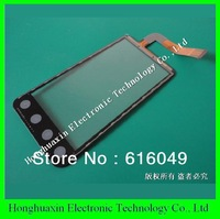 50PCS/LOT DHL Free shipping for HTC G17 Touch Screen Digitizer Front Panel Glass Lens