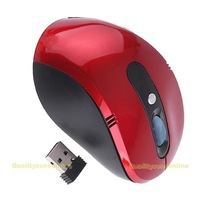 Hot sale Wireless Wheel USB Mouse Mice J1 Mini Mice Laptop PC #QbO
