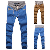 2013 Hot Selling Men's Clothing Fashion Style Male Casual Sports Casual Pants Long Trousers Free Shipping