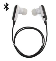 Original Wireless In ear Stereo Music Bluetooth Headset Earphone headphone for  iPhone 5 4S Samsung Galaxy S3 S4  HTC