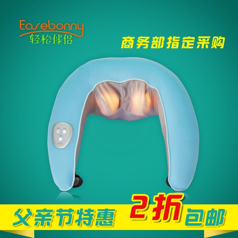 Dispositivo de massagem Cervical pescoço dispositivo de massagem Cervical massagem vértebra travesseiro vértebra Cervical massagem instrumento elétrico(China (Mainland))