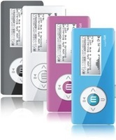 U52 4g mp3 player ultra long standby mp3 e-book reading