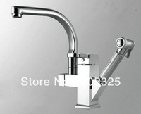Hot Sale Good Price Faucet Basin & Kitchen 360 degree Swivel and Pull Out Spray Mixer Tap Z157