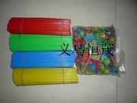 100pcs  x The balloon support rod / balloon rod and a support / rod sleeve / balloon accessories / balloon support rod