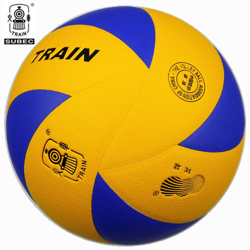 Pump train head volleyball tv5002 PU soft leather volleyball(China (Mainland))