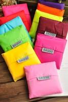 Nylon Foldable Shopping Bags Reusable shopping bag Eco-Friendly Shopping Bags Tote Bags