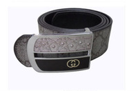High Quality! 2013 New Fashion Men Clothes Accessories Genuine leather Black Casual Belt Free Shipping PD041