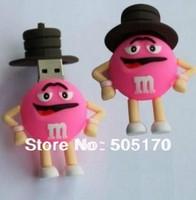 Free shipping 2GB 4GB 8GB 16GB 32GB 64GB Cartoon model USB Flash Drive,business usb Custom usb flash  promo usb flash drives