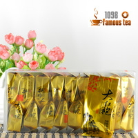 Organic Wuyi DaHongPao(Big Red Robe) Oolong Tea,Gift Sachet Packing,Chinese aromas Spring Tea,Wholesale Tea,1098 Famous Tea