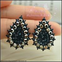 Elegant ol elegant all-match fashion vintage stud earring big earrings accessories female