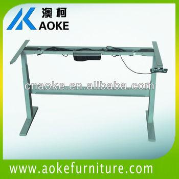 1410-1560mm width adjustable stand up desks