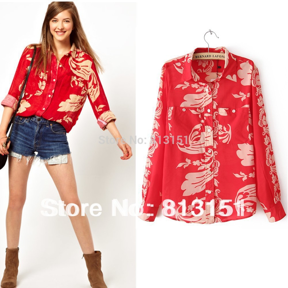 80 Fashion Clothes Pattern For Women Chinese Ladies Blouses