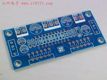 Pcb board single lm3886 encoding audio amplifier pcb grade pcb