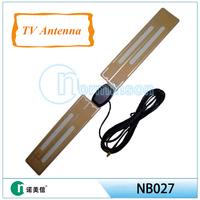 [Manufactory]tv antenna amplifier,DVB-T/DMB/CMMB film active patch high gain tv digital antenna