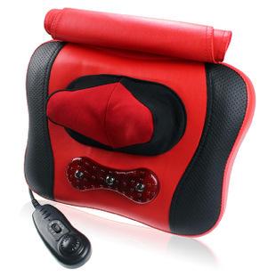 massagem electric travesseiro cervical dispositivo de massagem massagem pescoço travesseiro(China (Mainland))