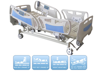 DW-BD101 Hospital bed Electric hospital bed with 5 functions