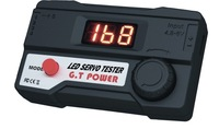 F05767 G.T.Power Digital LED Servo Tester for RC Car Trucks Planes Helicopters + FreeShip